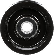 Gates Accessory Drive Belt Idler Pulley  Grooved Pulley