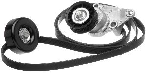 Gates Serpentine Belt Drive Component Kit