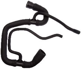 Gates Radiator Coolant Hose  Lower