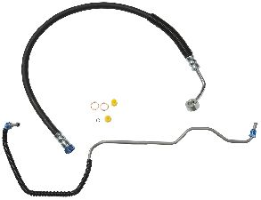 Gates Power Steering Pressure Line Hose Assembly  Pump To Rack
