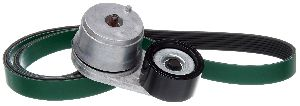 Gates Serpentine Belt Drive Component Kit  Fan and Alternator