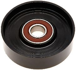 Gates Accessory Drive Belt Tensioner Pulley  Power Steering