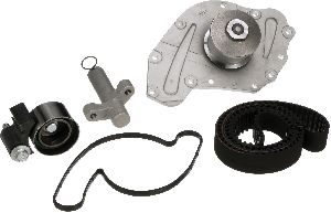 Gates Engine Timing Belt Kit with Water Pump