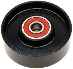 Gates Accessory Drive Belt Idler Pulley  Alternator and Power Steering