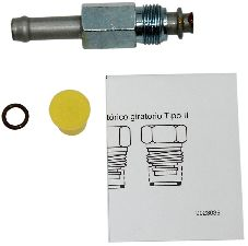 Gates Power Steering Return Line End Fitting  From Gear