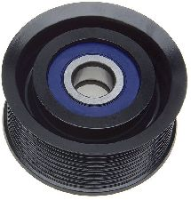 Gates Accessory Drive Belt Idler Pulley  Fan and Alternator