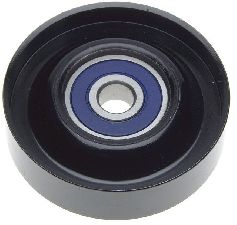 Gates Accessory Drive Belt Tensioner Pulley  Air Conditioning