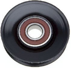 Gates Accessory Drive Belt Idler Pulley  Air Conditioning