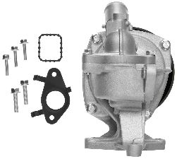 Gates 43530 Engine Water Pump for 12637479 12618472 12566029 12657499 ow