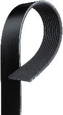 Gates Serpentine Belt  Fan