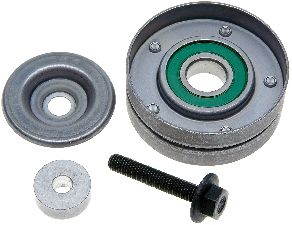 Gates Accessory Drive Belt Idler Pulley  Alternator and Water Pump