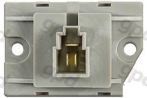 Global Parts HVAC Blower Motor Resistor