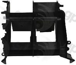 Global Parts HVAC Heater Blend Door