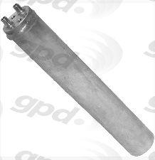 Global Parts A/C Accumulator