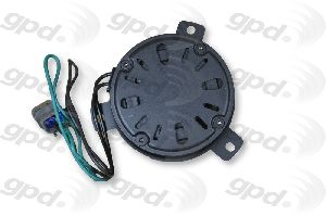 Global Parts Engine Cooling Fan Motor
