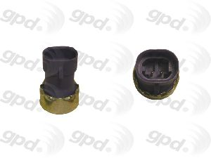 Global Parts A/C Clutch Cycle Switch