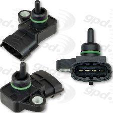 Global Parts Manifold Absolute Pressure Sensor