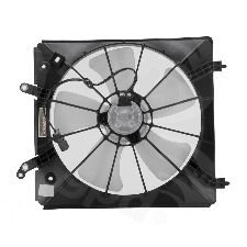 Global Parts Engine Cooling Fan Assembly