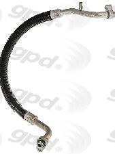 Global Parts A/C Refrigerant Suction Hose