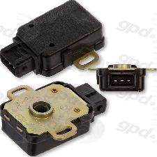 Global Parts Throttle Position Sensor