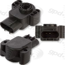 Walker Products Throttle Position Sensor New for Ford Escort 200-1058