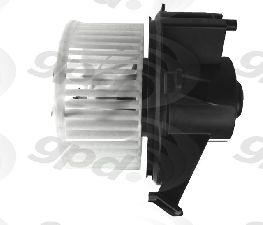 Global Parts HVAC Blower Motor