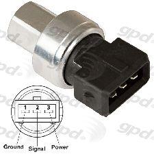 Global Parts HVAC Pressure Transducer
