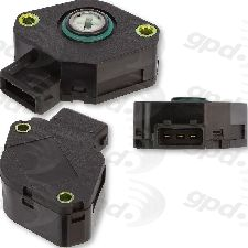 Global Parts Throttle Position Sensor