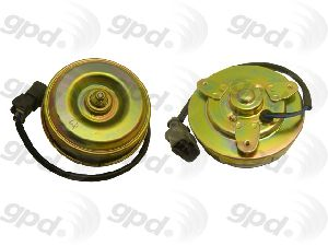 Global Parts Engine Cooling Fan Motor
