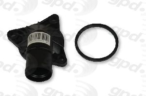 Global Parts Engine Coolant Water Outlet