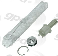 Global Parts A/C Receiver Drier / Desiccant Element