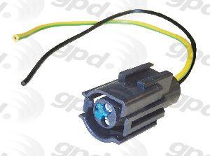 Global Parts Engine Coolant Temperature Sensor Connector
