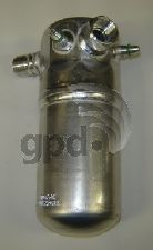 Global Parts A/C Accumulator