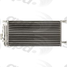 Global Parts A/C Condenser