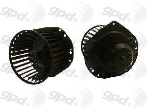 Global Parts HVAC Blower Motor