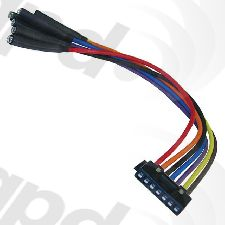 Global Parts HVAC Blower Motor Resistor