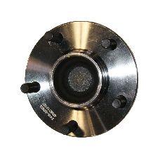 GMB Wheel Bearing and Hub Assembly  Rear