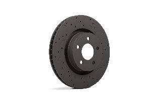 Hawk Performance Disc Brake Rotor  Front