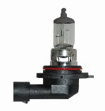 Hella Fog Light Bulb  Front