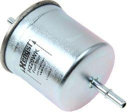 Hengst Fuel Filter  In-Line