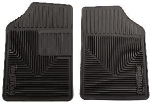Husky Liners Floor Mat Set  Front