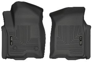 Husky Liners Floor Mat Set  Front and Rear