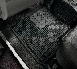 Husky Liners Floor Mat Set  Rear