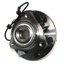 IAP Hub Assembly Wheel Bearing and Hub Assembly  Front