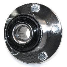 IAP Hub Assembly Wheel Bearing and Hub Assembly  Front
