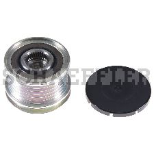 INA Alternator Decoupler Pulley