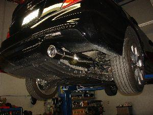 Injen Exhaust System Kit