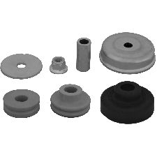 KYB Suspension Shock Mounting Kit  Rear Upper
