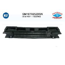 LKQ Bumper Impact Absorber  Front