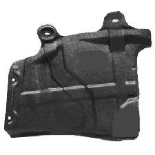 LKQ Undercar Shield  Front Left